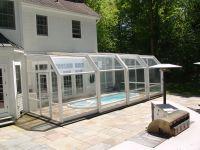 Swim Spa Enclosures, Retractable Enclosures, Retractable ...