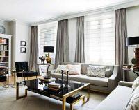 wohnzimmer moderne gardinen moderne wohnzimmer ...