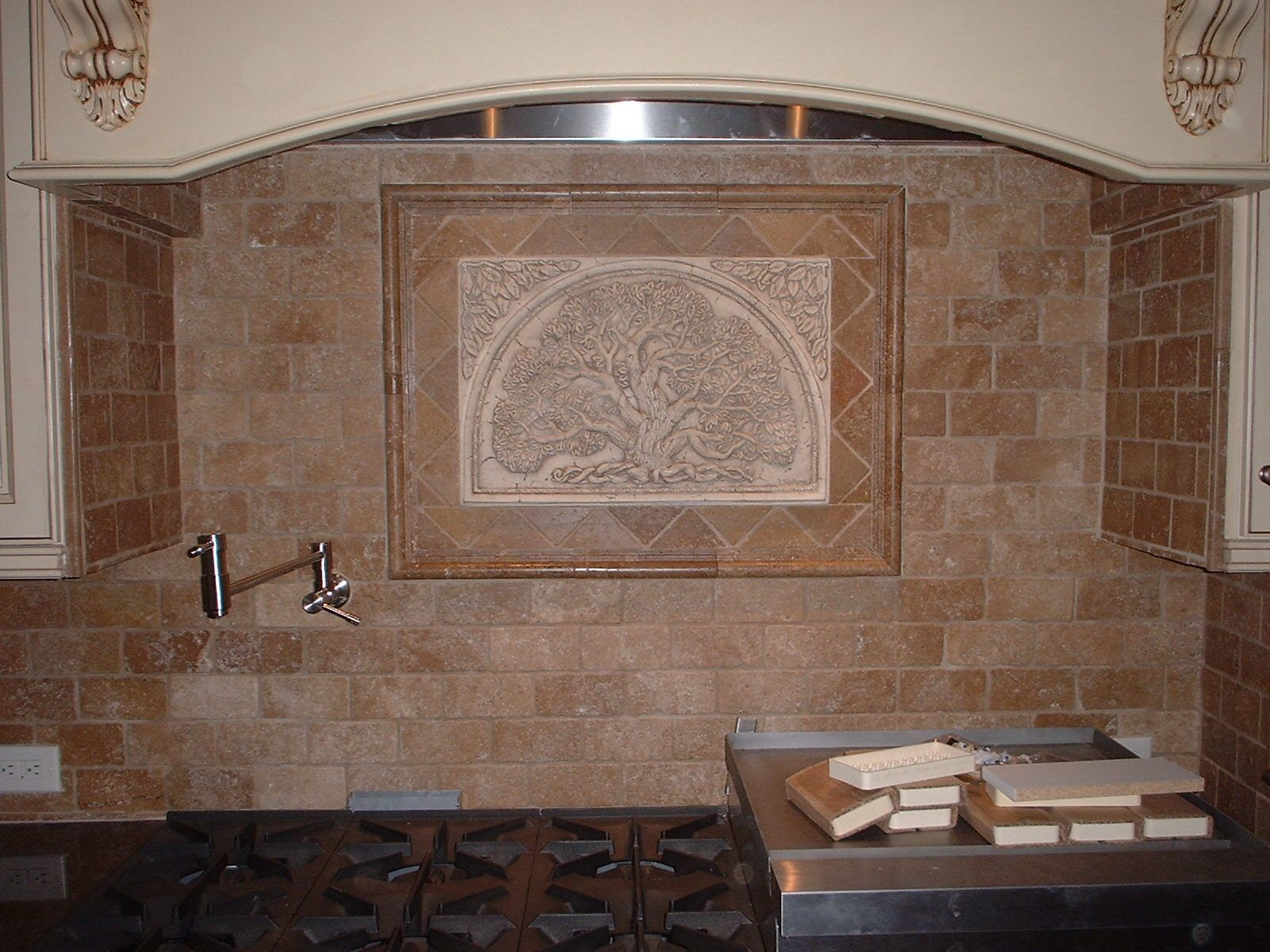 Washable Wallpaper For Kitchen Backsplash