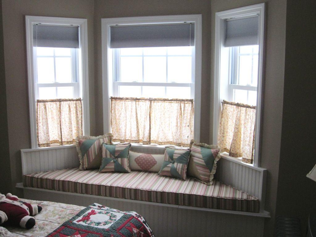 Bay windows