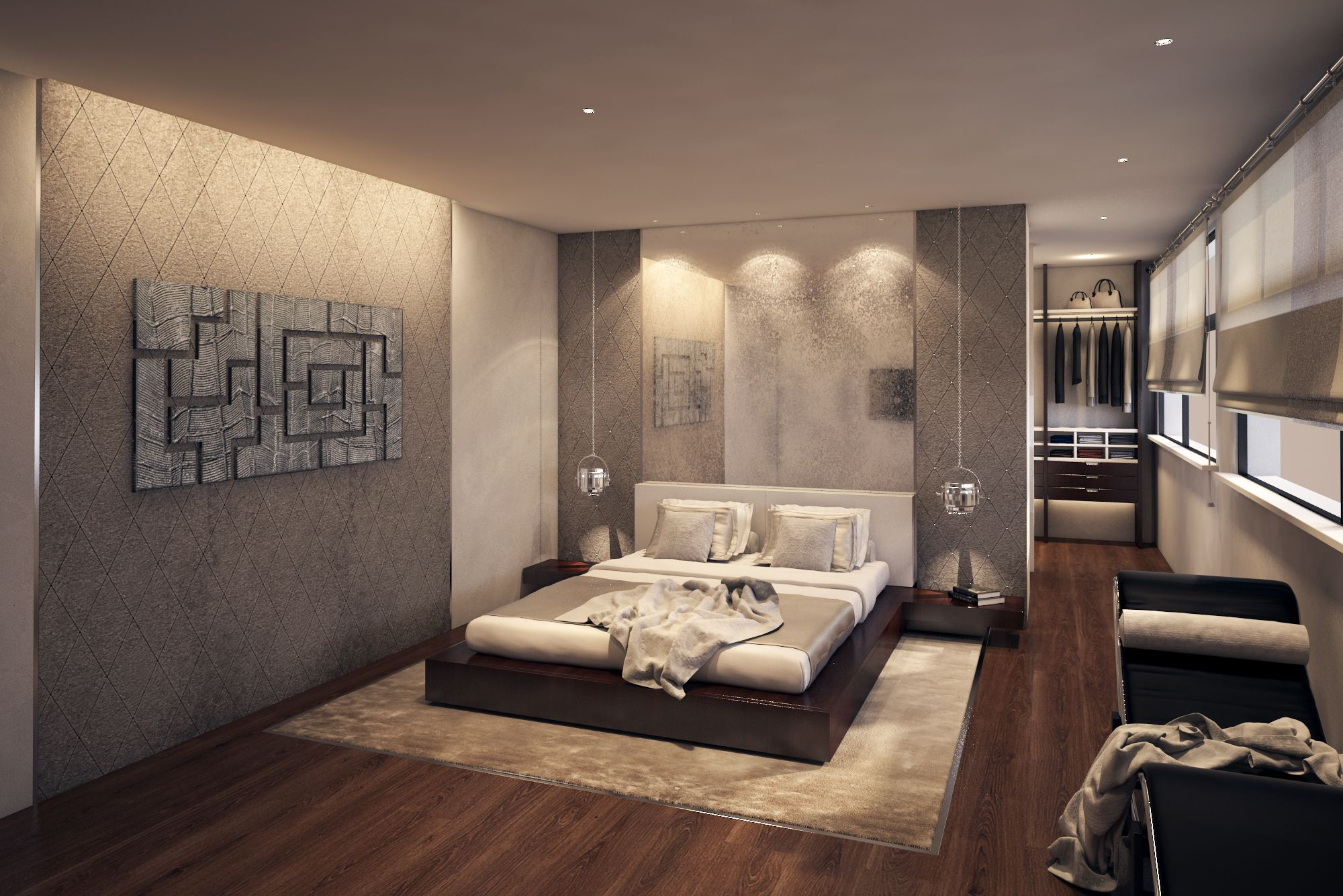 Bachelor Bedrooms Ideas 1 61 London Luxury Bachelor Bedroom Design With Walk In