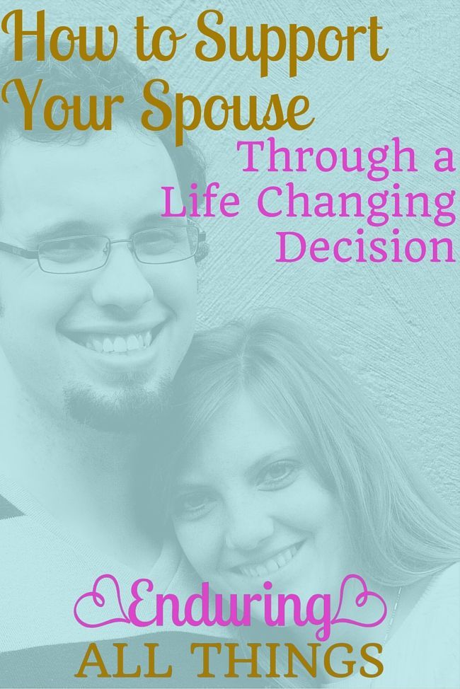 I recently quit my job to pursue something different My husband - great relationships after quitting job