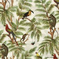 Botanical interiors trend 2015 jungle wallpaper from ...