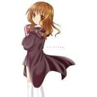 Disegni di Hermione in stile manga liked on Polyvore ...