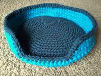 New Pattern  Sturdy & Comfy Cat Bed | Super bulky yarn ...