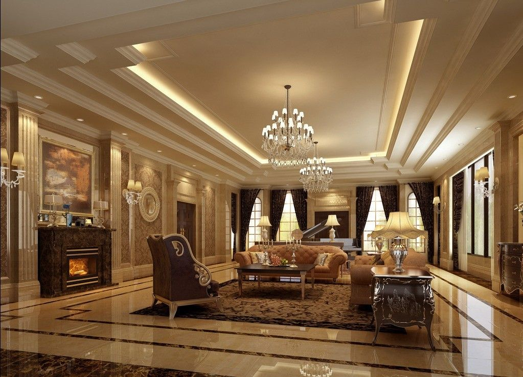Beautiful Gorgeous Homes Interior Design Gallery - Decorating - luxury home designs