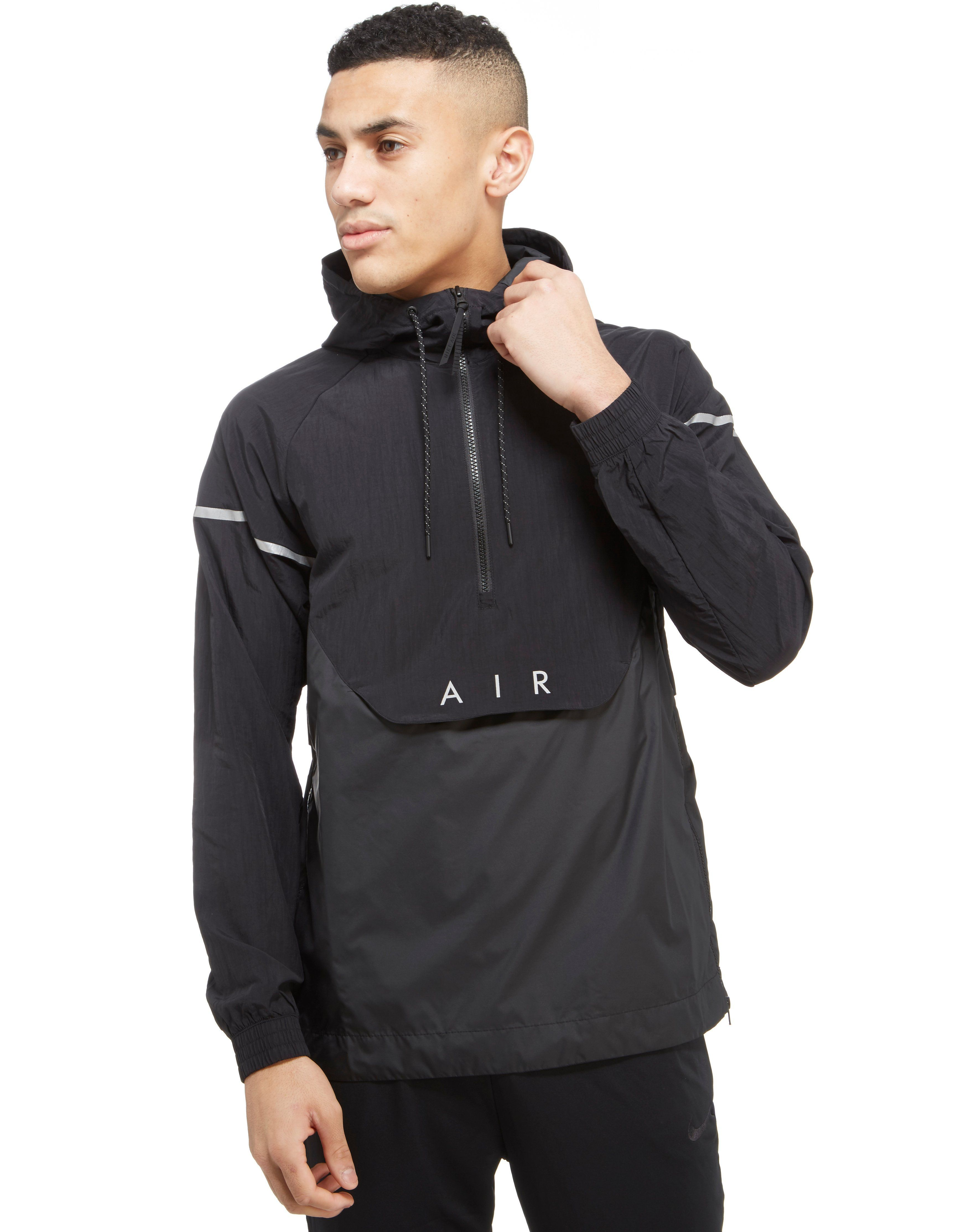 Nike air hybrid 1 2 zip woven jacket shop online for nike air hybrid