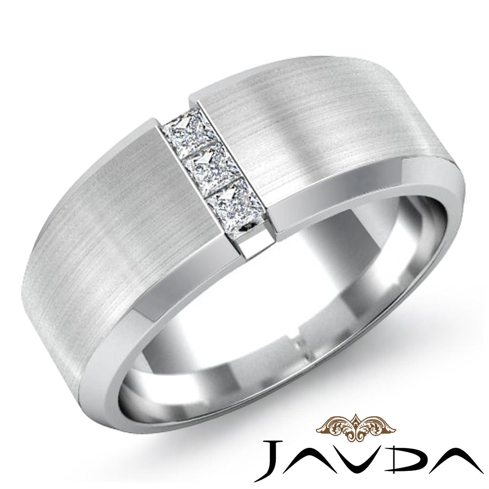 mens platinum wedding rings Male wedding bands