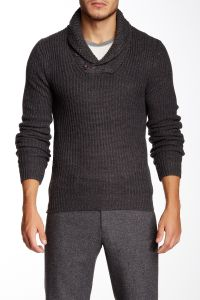 Shawl Collar Pullover Sweater | Shawl, Pullover and Mens fall