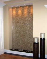 DIY Indoor Wall Fountain | Outdoor Fountains | Pinterest ...