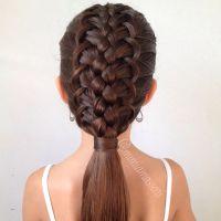 5 strand French Loop Braid by @mimiamassari | hairstyles ...