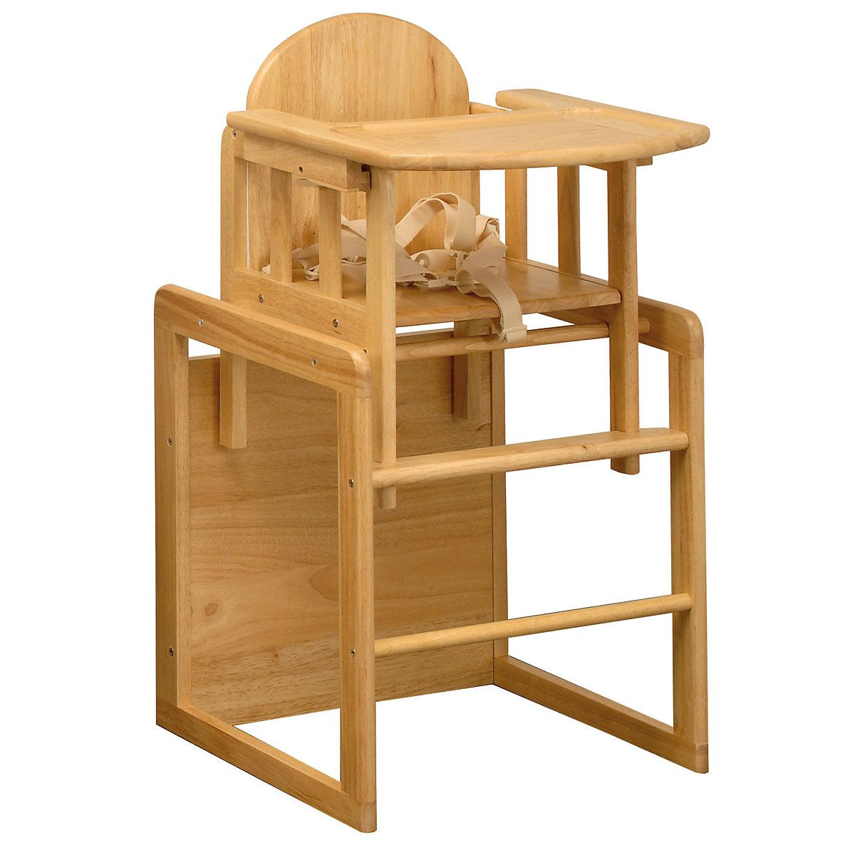 Buy High Chair Obaby Cube Wooden Highchair Highchairs Mothercare