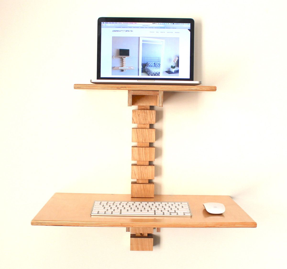 Wall Mount Office Desk 21 Best Wall Mounted Desk Designs For Small Homes Wall