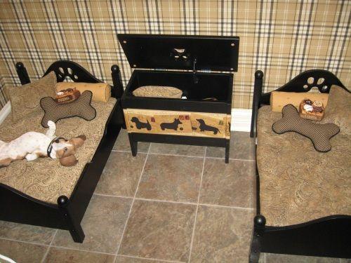 Dog bedrooms Bedroom ideas Pinterest Dog bedroom, Dog and - dog bedroom ideas