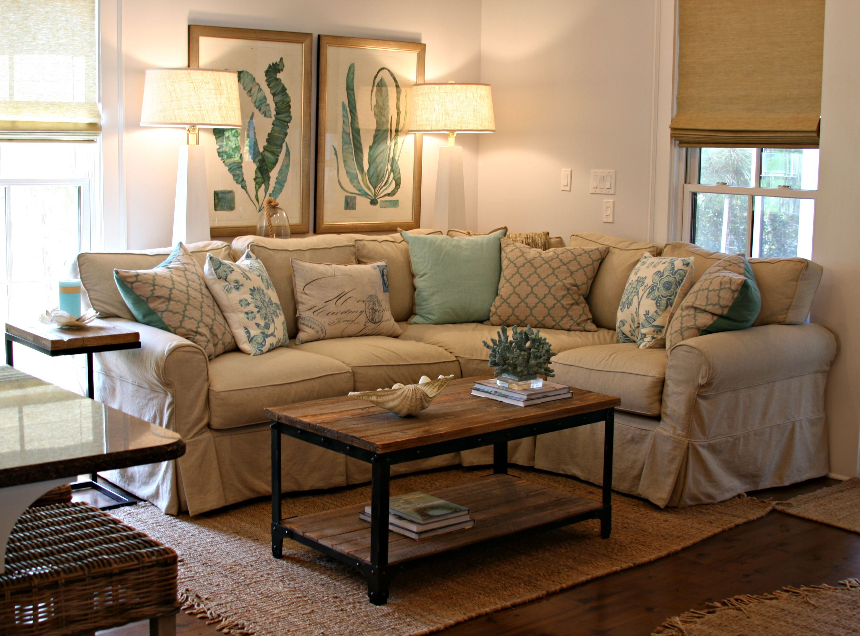 Home Decorative Design Best 25 43 Coastal Living Rooms Ideas On Pinterest Beach