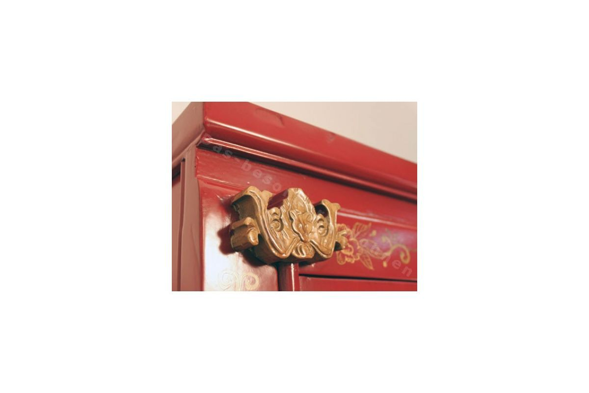 Meuble Chinois Rouge Armoire Chinoise Rouge Et Dorée Meubles Chinois Pinterest