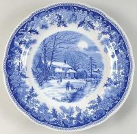 Discontinued Spode China Patterns | Pattern: Winter's Eve ...