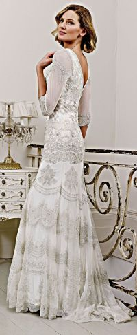Wedding Dresses For Older Brides Second Wedding With ...