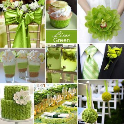 Lime Green Weddings on Pinterest   Peach Purple Wedding ...
