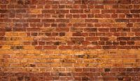 Red Brick Wall #Brick Pinned by www.modlar.com