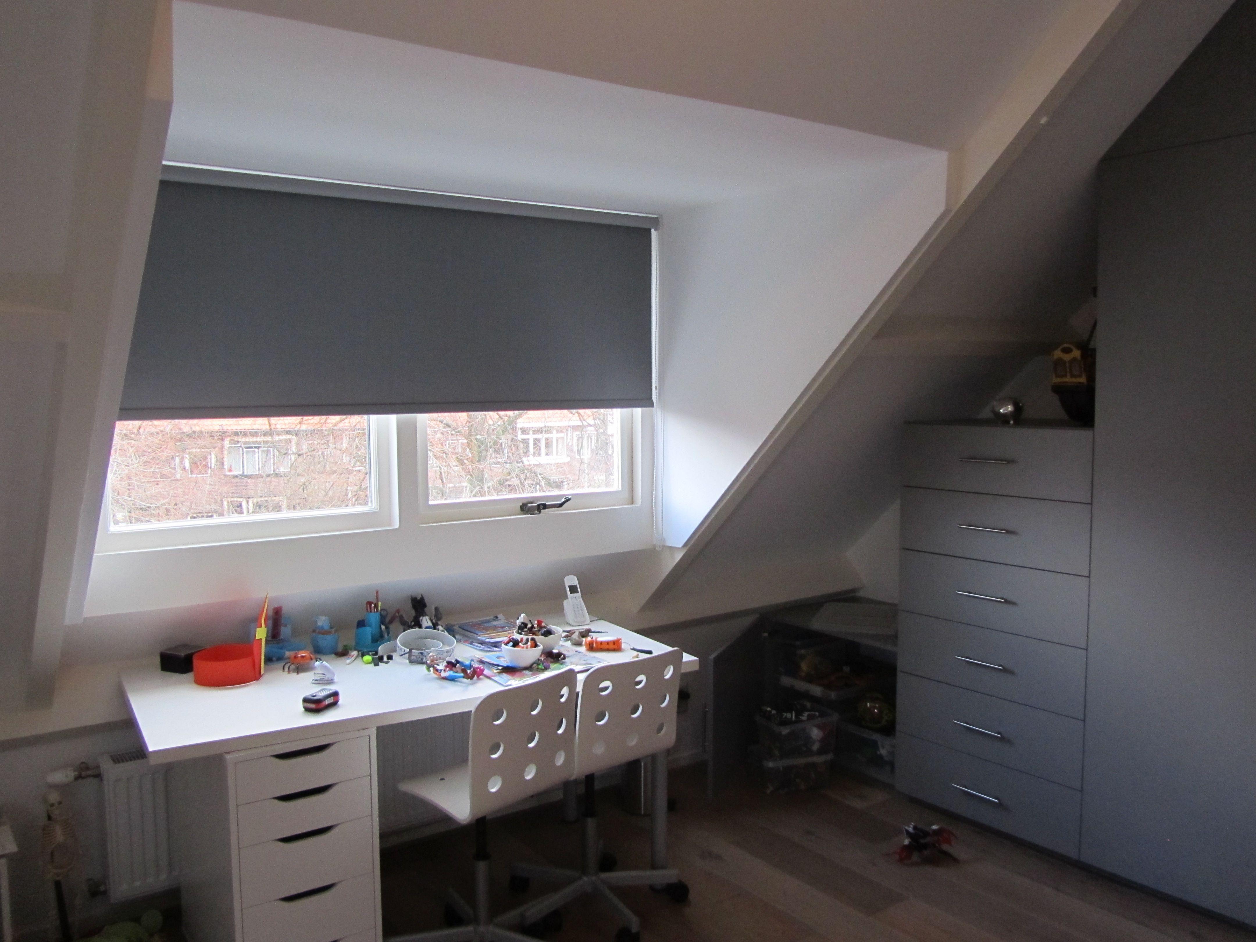 Gordijn Voor Dakraam : Gordijn ideeen dakraam binnenluiken shutters interieur luiken