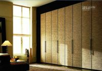 wardrobe door laminate design