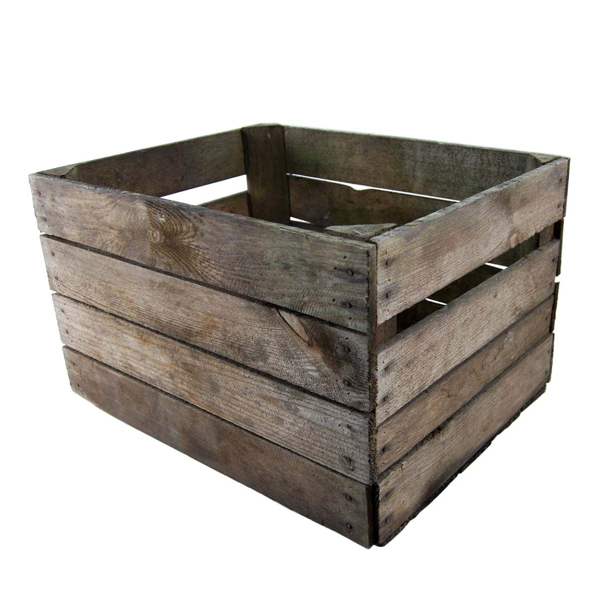 Cheap Wooden Crates 6 Amazing Solid Vintage Wooden Apple Crates Boxes Ebay