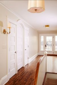 Light beige/tan wall color paint with pale yellow tones ...