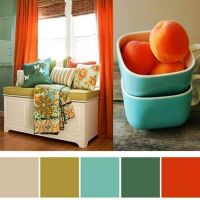 12 Modern Interior Colors, Decorating Color Trends 2016 ...