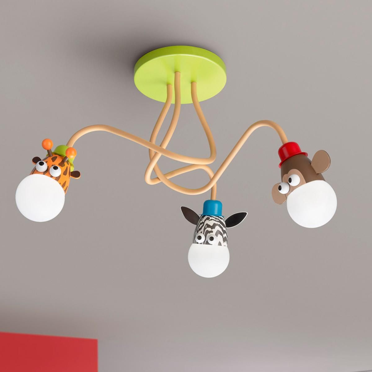 Ceiling Light For Baby Boy Room Genius And Cute Safari Animals Ceiling Light Take The
