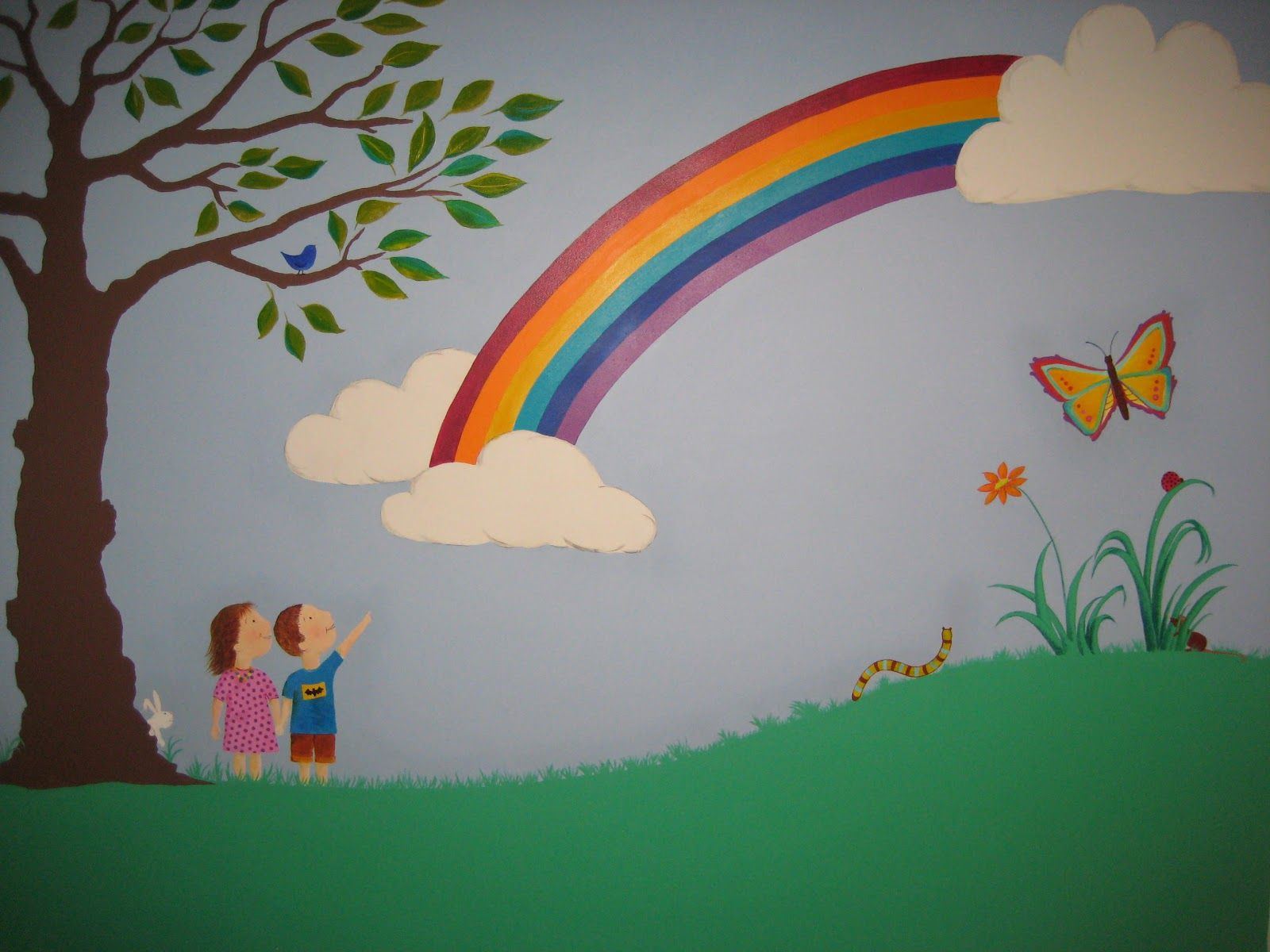 Rainbow Kids Rooms Rainbow Bedroom Ideas Crafty Little People Our