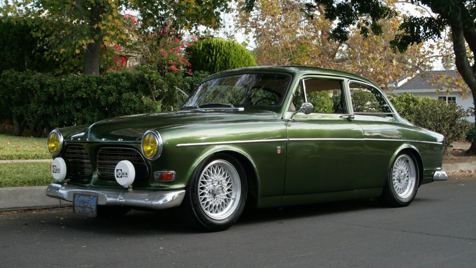 Volvo Amazon Fourtitude Your Favorite Volvo Volvo Amazon 122s