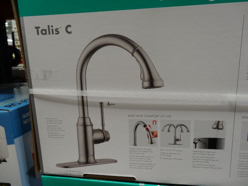 costco kitchen remodel Costco Kitchen Faucet Leaking