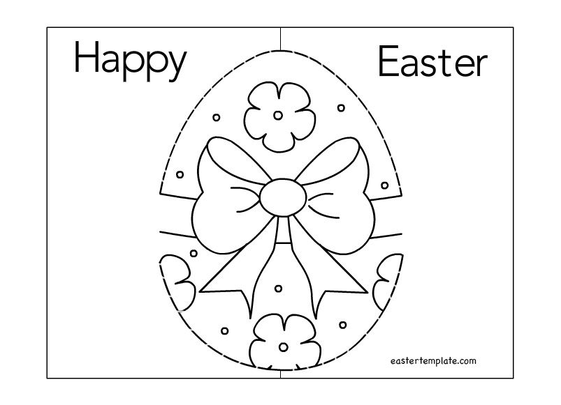 Related imagesEaster Egg CardEaster Ideas - Chick in Egg - easter greeting card template