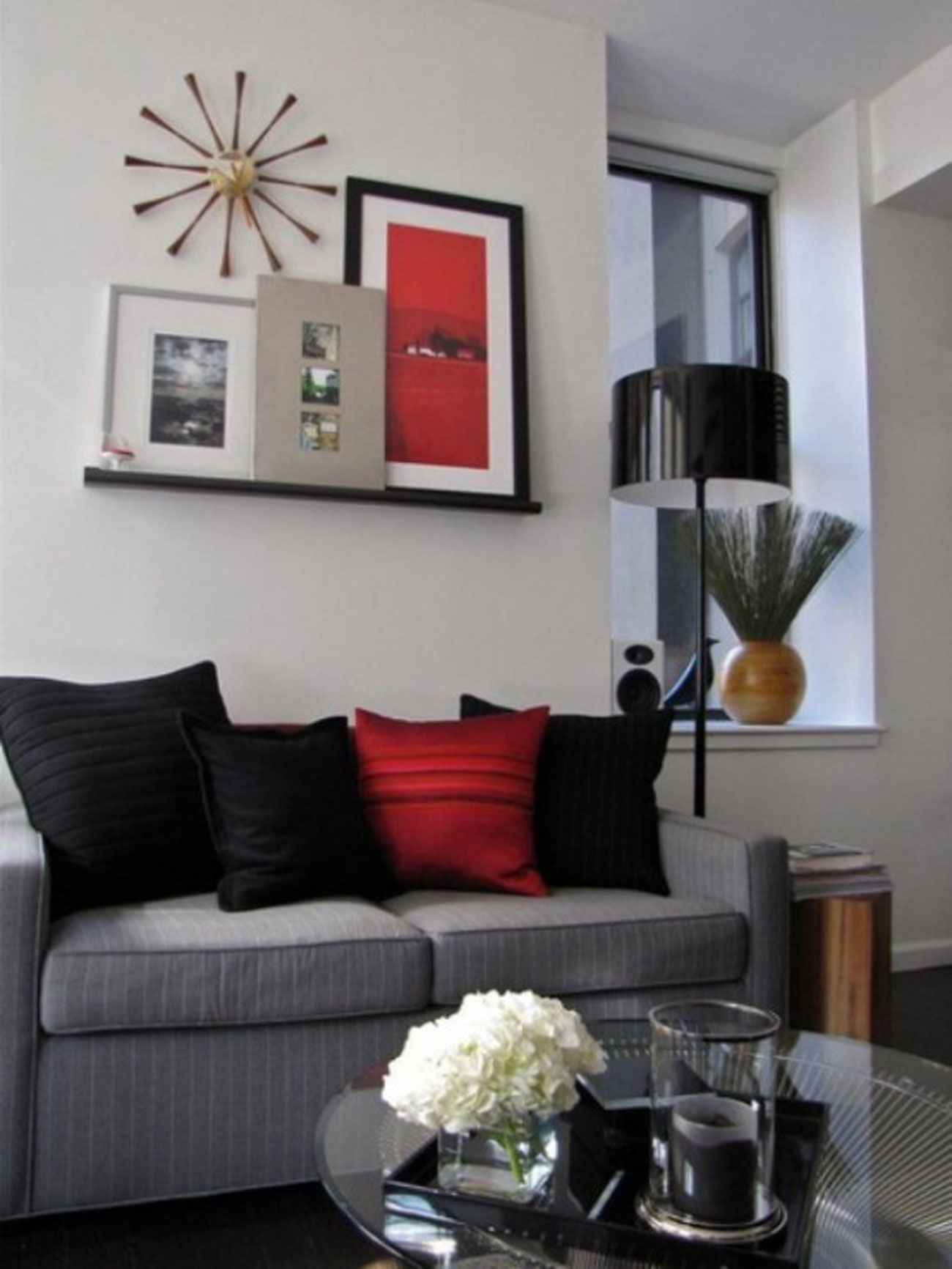 Light Grey Living Room Walls Living Room Design With Pigeon Gray Walls Paint Color