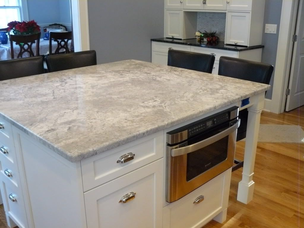 Granite Choices For White Cabinets Tidal White Granite Love Home Pinterest