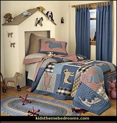 cats and dogs theme bedroom ideas Josh room ideas Pinterest - dog bedroom ideas