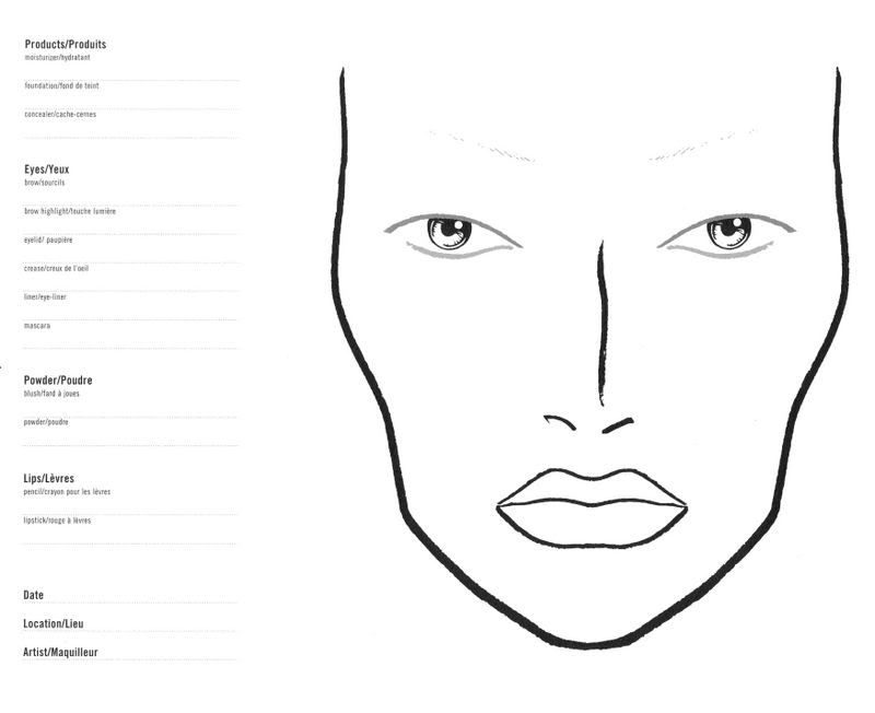 Doc Blank Face Templates Blank Face Coloring Page – Blank Face Template Printable
