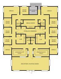 Medical Office Building Floor Plans   medical   Pinterest ...