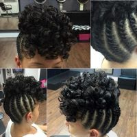 45 Easy and Showy Protective Hairstyles for Natural Hair ...
