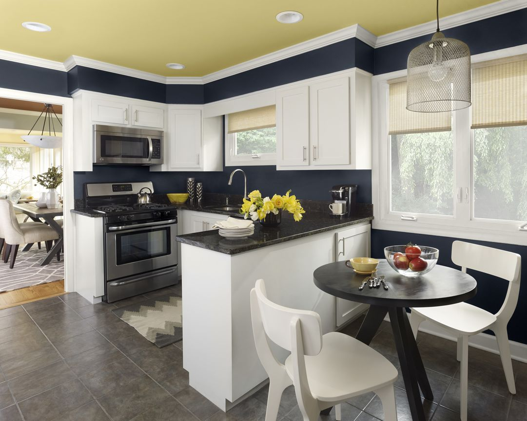 Gallery of popular paint colors for kitchens 2013