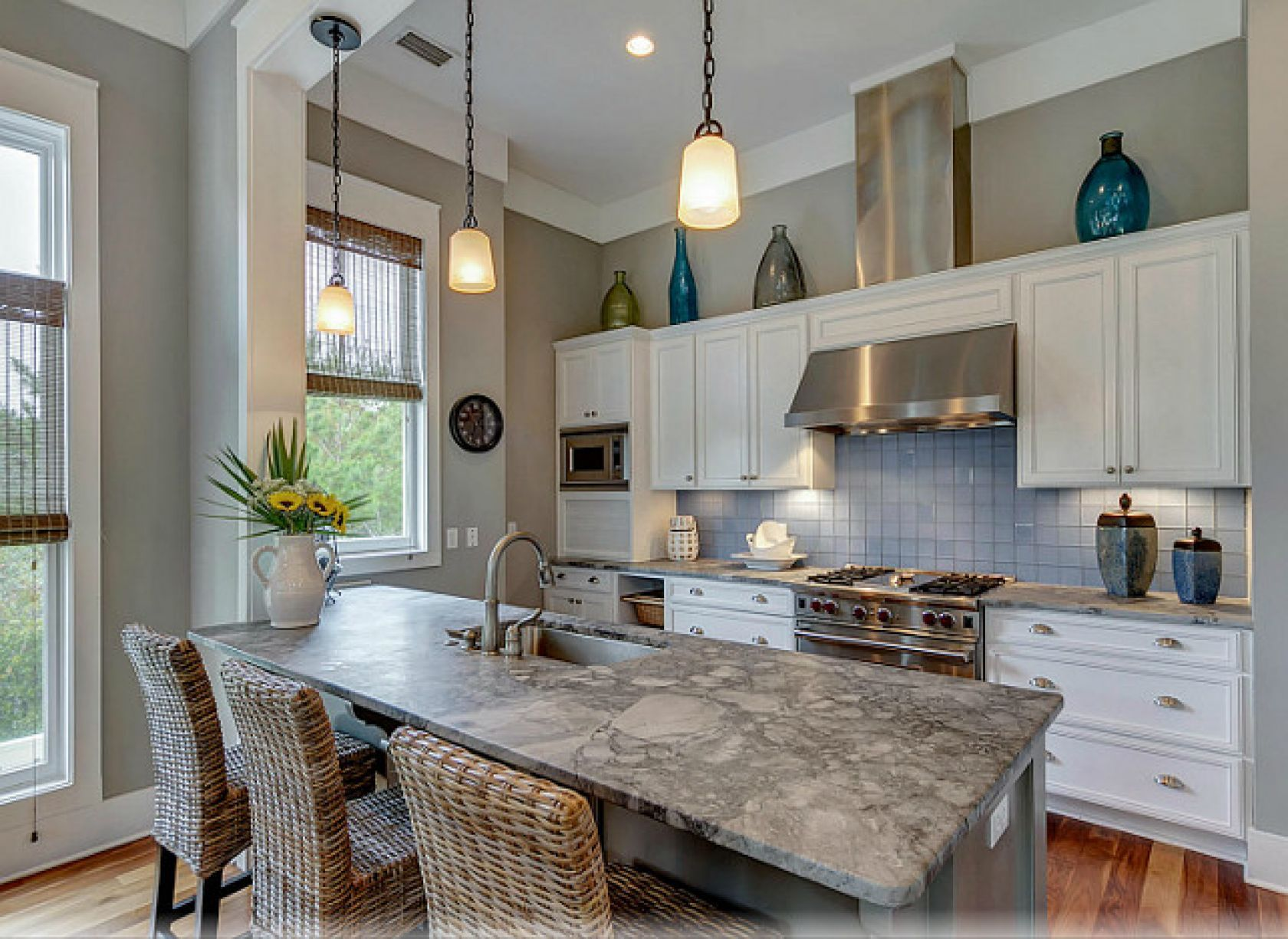Beach House Kitchen Ideas Florida Gulf Coast Beach House Kitchen Myrtle Beach Golf