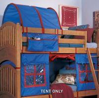 Best 25+ Bunk bed tent ideas on Pinterest | Loft bed ...