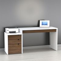 Have to have it. Nexera Liber-T Computer Desk with Filing ...