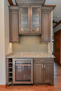 Kitchen Refreshment Center: Wellborn Cabinet, Inc. Premier