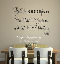 Christian Wall Stickers Quotes | ... Vinyl Decal Home ...