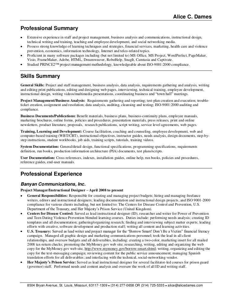 professional summary resume examples home resume example professional summary examples executive the career summary samples exolgbabogadosco - Career Summary Examples