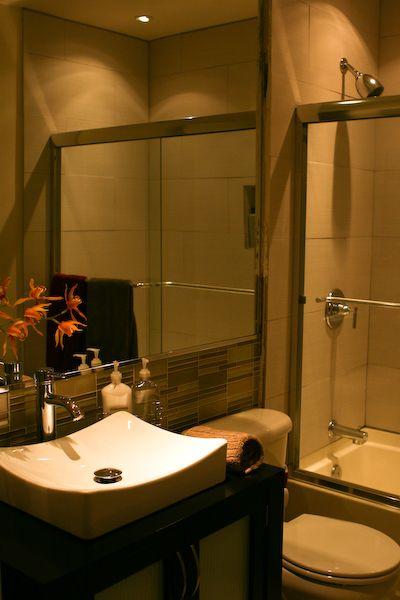 Joeys Small Bathroom Remodel  Bathroom  Rate My Remodel  HGTV - hgtv bathroom designs