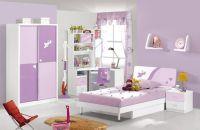 Kid Bedroom Purple And Soft Purple Bedroom Furniture Set ...