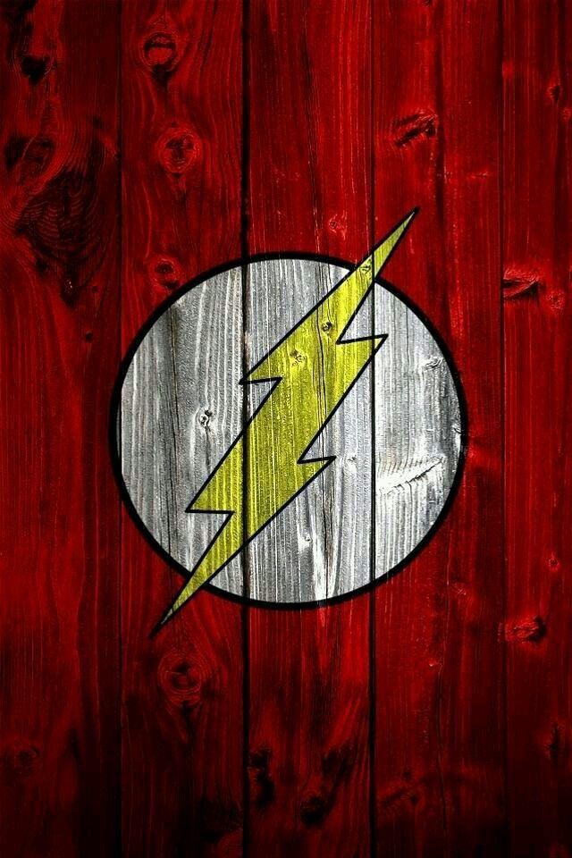 Ak 47 Iphone Wallpaper Flash Logo On Wood Marvel Vs Dc Pinterest Her 243 Is